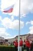 Uroczyste podniesienie flagi_1