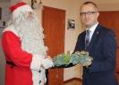 Klucz do miasta przejął św. Mikołaj_1