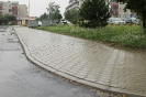 Nowe chodniki na Wyzwolenia gotowe